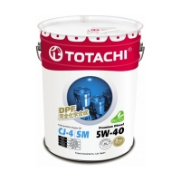 TOTACHI Premium Diesel Fully Synthetic 5W40, 20л 4562374690769